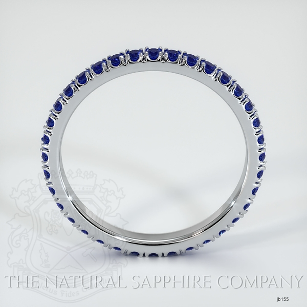 Eternity Blue Sapphire Wedding Band JB155 Image 3