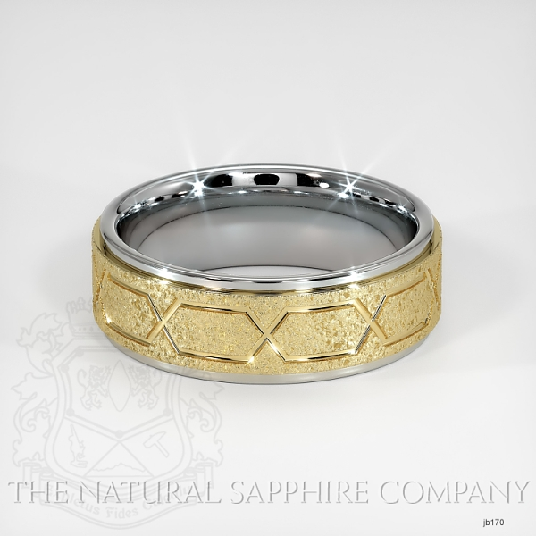 basic ,diamond Craved wedding band JB170 Image 2
