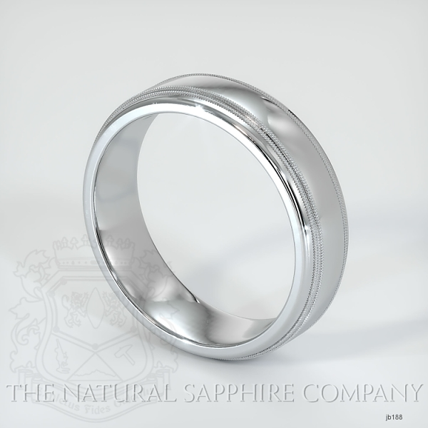 Basic Carved Wedding band JB188 Image