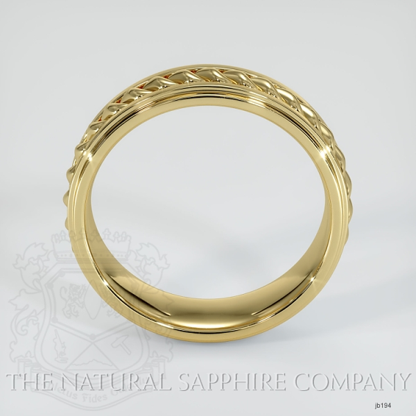Hand made hand woven wedding band JB194 Image 3