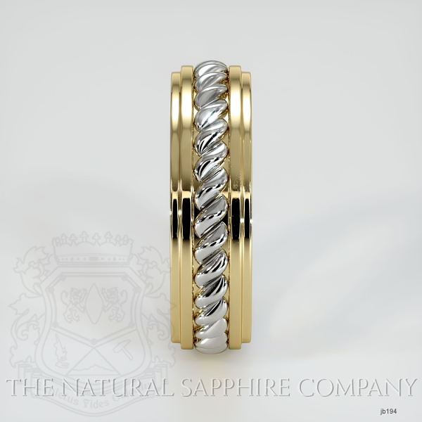 Hand made hand woven wedding band JB194 Image 4