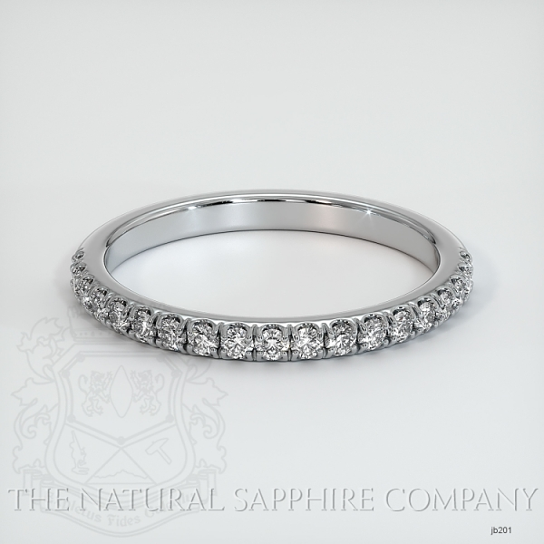 Half Way Diamond Wedding Band JB201 Image