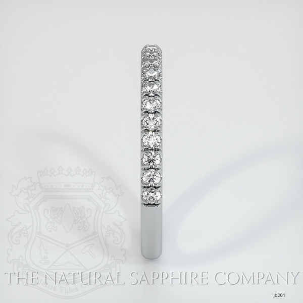 Half Way Diamond Wedding Band JB201 Image 4