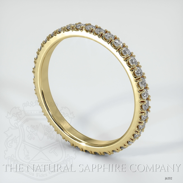 Eternity Diamond Wedding Band JB202 Image 2