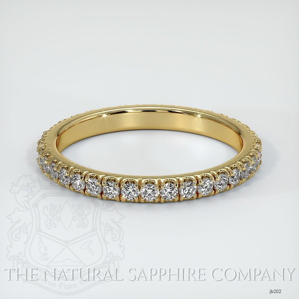 Eternity Diamond Wedding Band JB202 Image