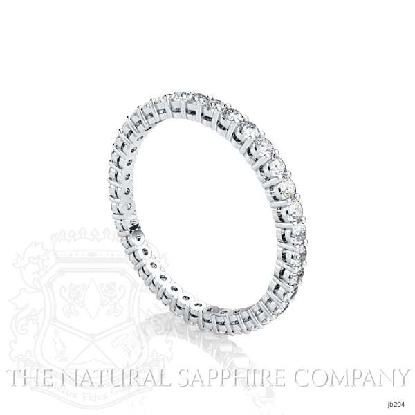 Prong Set Eternity Diamond Wedding Band JB204 Image