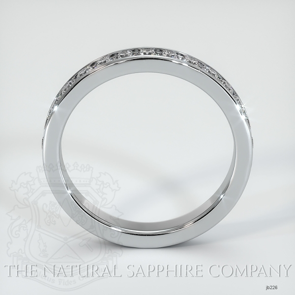 Channel Set Diamond Eternity Wedding Band JB226 Image 3