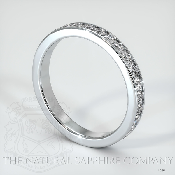Channel Set Diamond Eternity Wedding Band JB226 Image 2