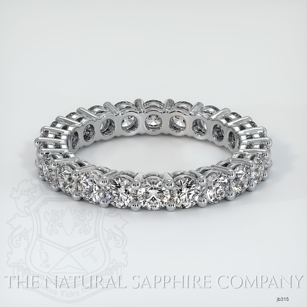 Prong Set Diamond Eternity Wedding Band JB315 Image