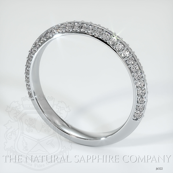 Calla Diamond Wedding Band JB322 Image 2