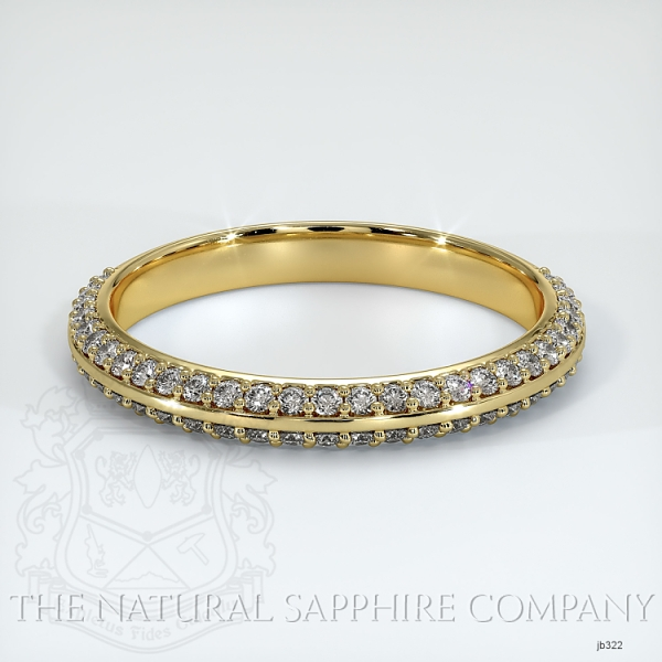 Calla Diamond Wedding Band JB322 Image