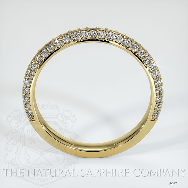 Calla Diamond Wedding Band JB322 Image 3