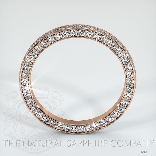 Diamond wedding Band JB381 Image 3