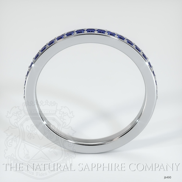 Half Way Diamond Wedding Band JB490 Image 3