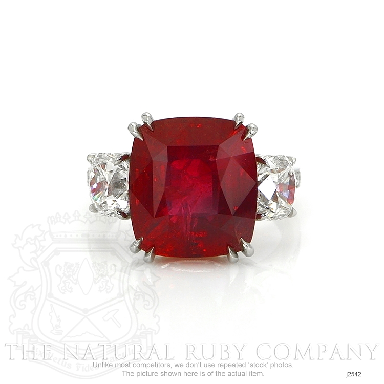 12.24ct Ruby Ring Image