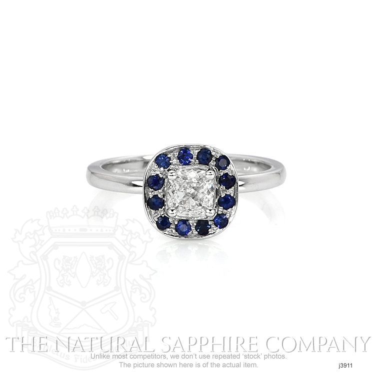0.50ct White Diamond Ring Image