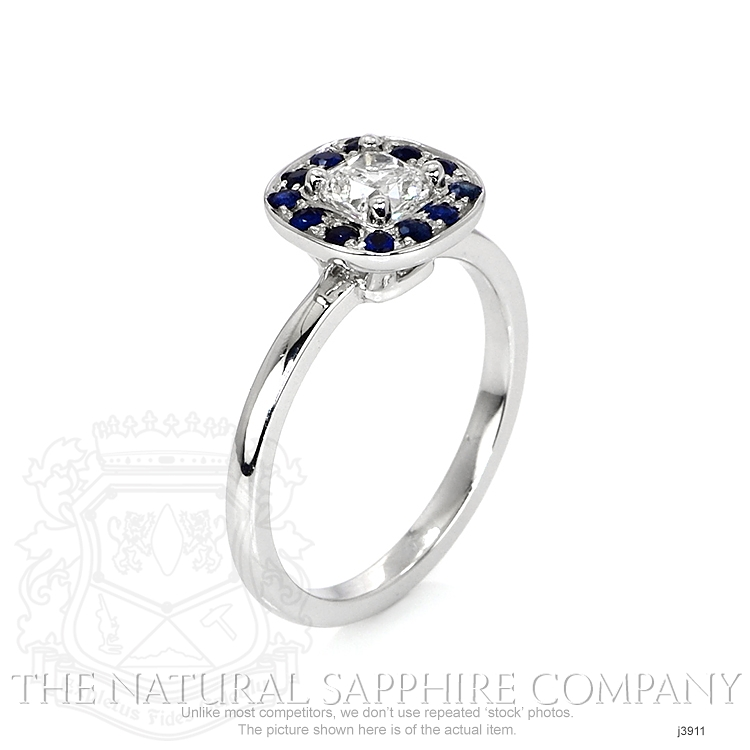 0.50ct White Diamond Ring Image 2