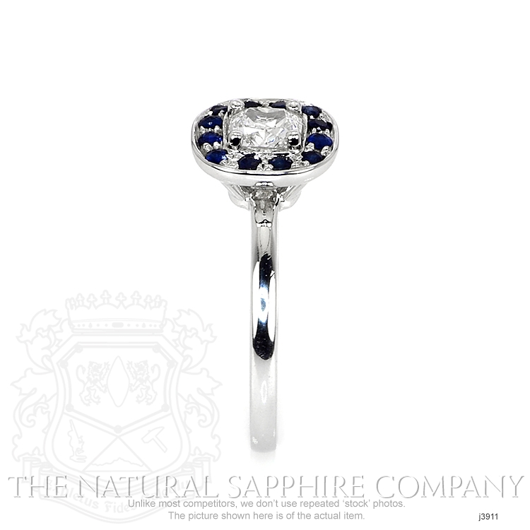 0.50ct White Diamond Ring Image 3