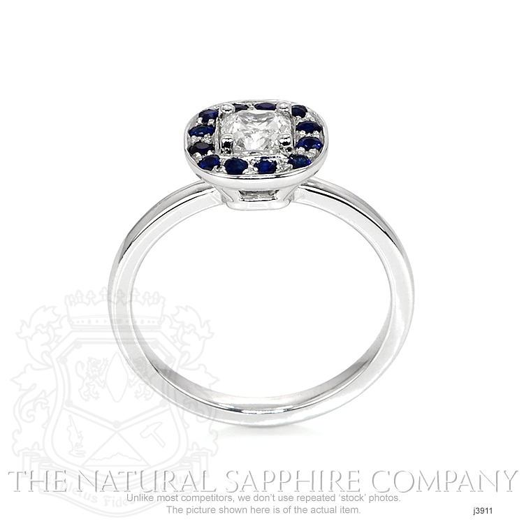 0.50ct White Diamond Ring Image 4