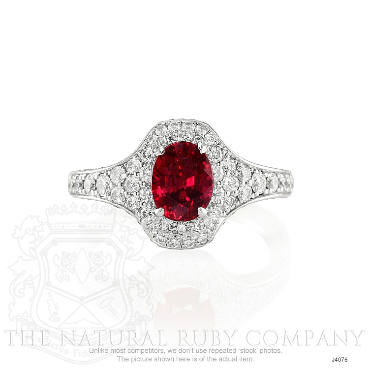 1.59ct Ruby Ring Image