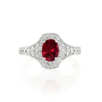 1.59ct Ruby Ring - J4076