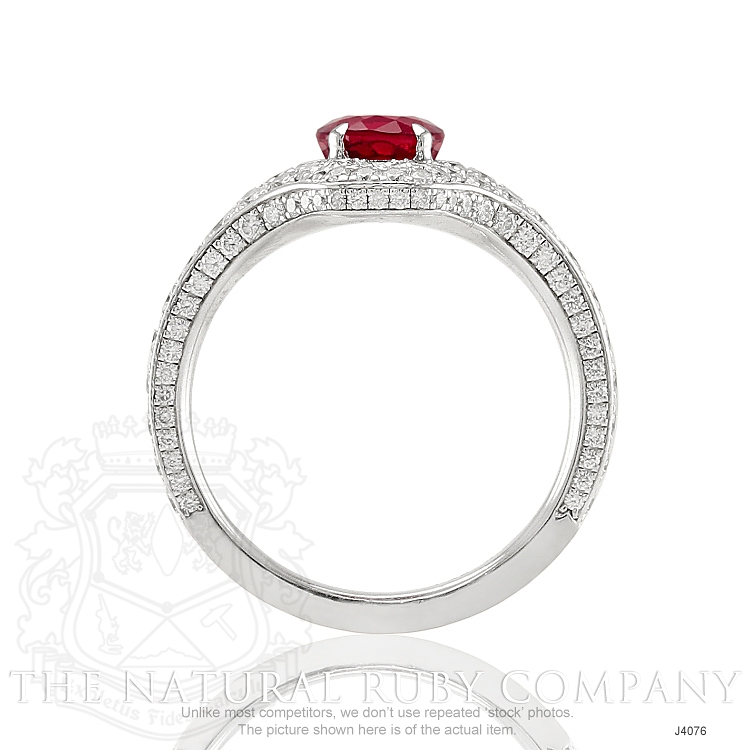 1.59ct Ruby Ring Image 4