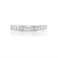 0.20ct White Diamond Band - J4401