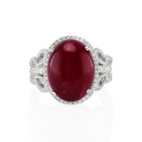 15.50ct Ruby Ring - J4669