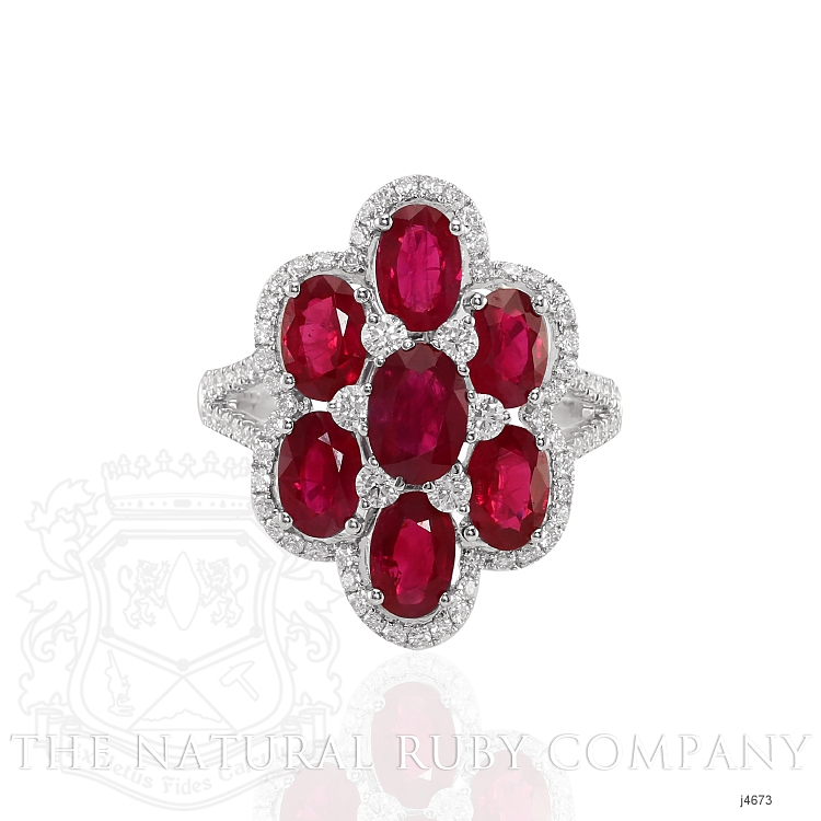 3.26ct Ruby Ring Image