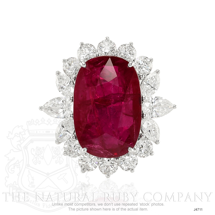 16.67ct Ruby Ring Image