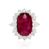 16.67ct Ruby Ring - J4711