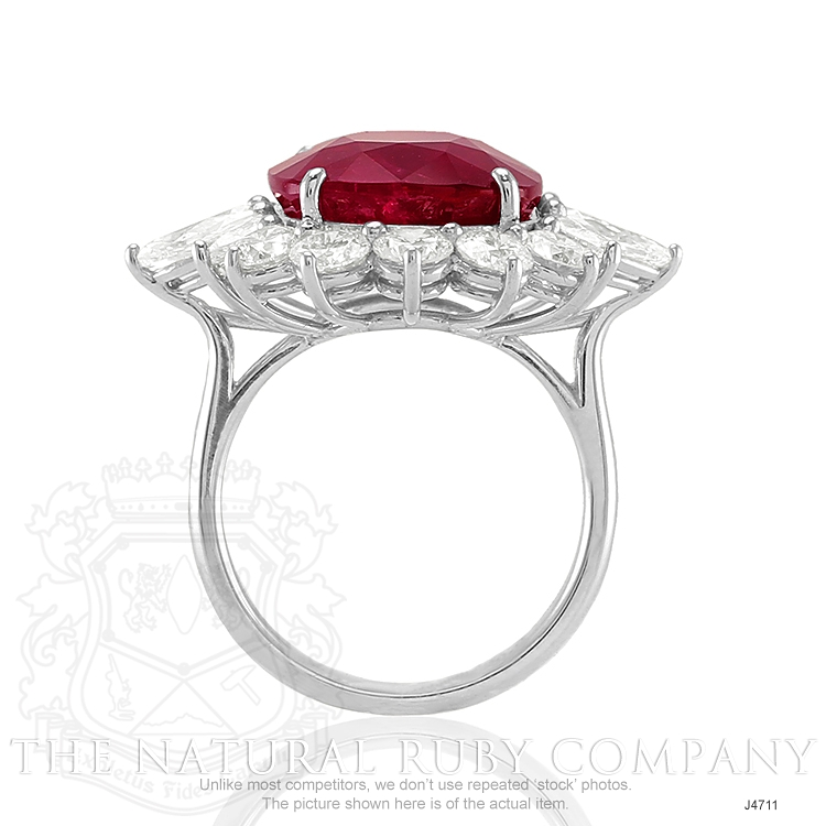 16.67ct Ruby Ring Image 4