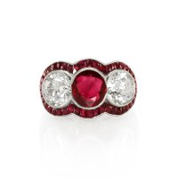 2.80ct Ruby Ring - J4712