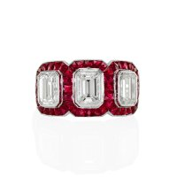1.40ct Ruby Ring - J4773