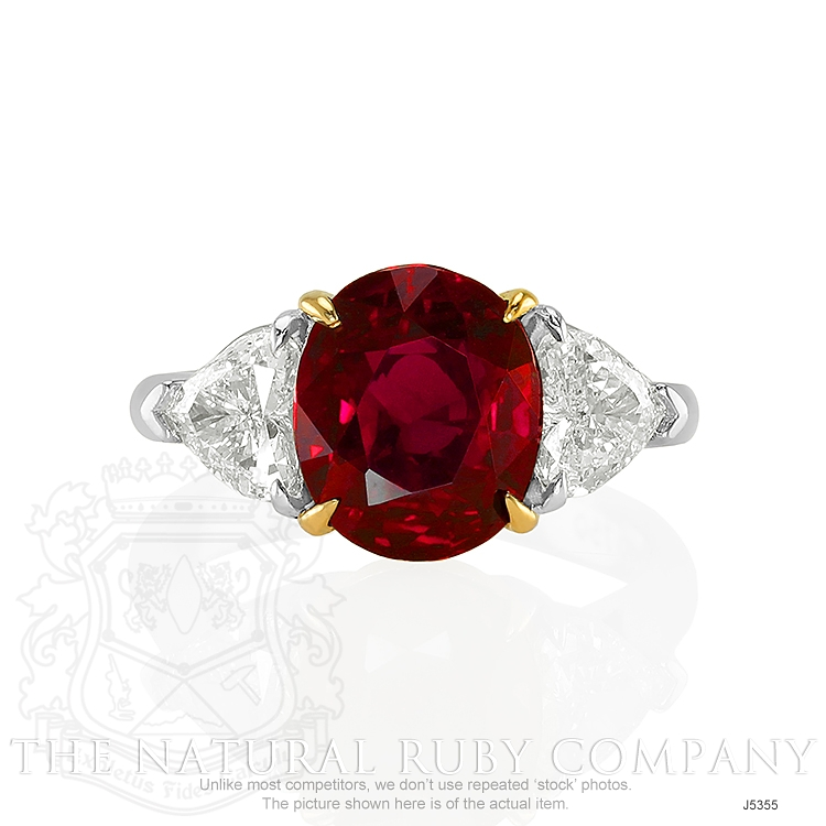 3.31ct Ruby Ring Image