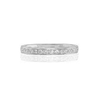 0.20ct White Diamond Band - J5381