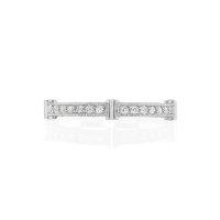 0.40ct White Diamond Band - J5382