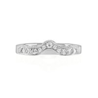 0.20ct White Diamond Band - J5451