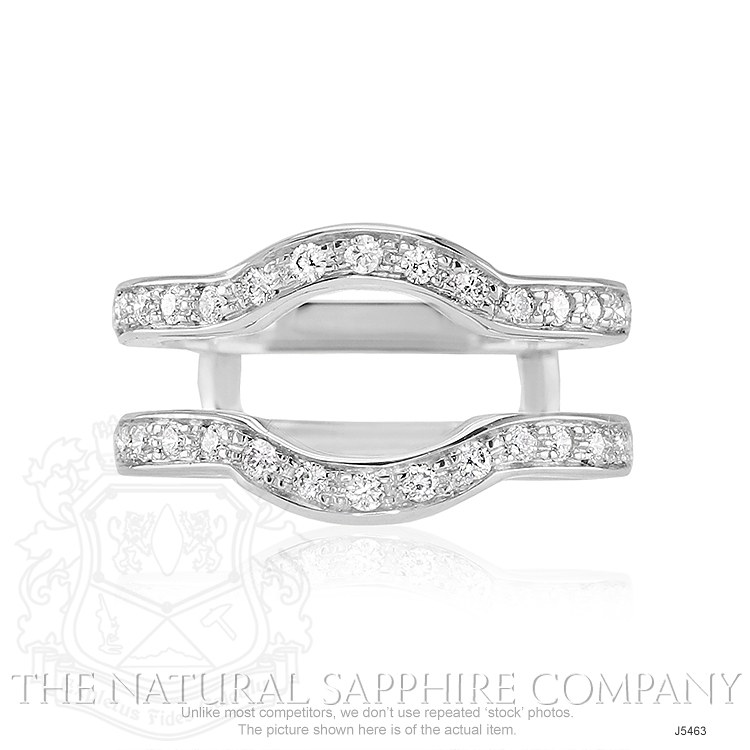 0.30ct White Diamond Band Image