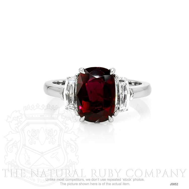 2.22ct Ruby Ring Image