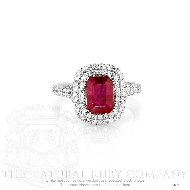 1.35ct Ruby Ring Image