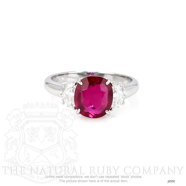 2.21ct Ruby Ring Image