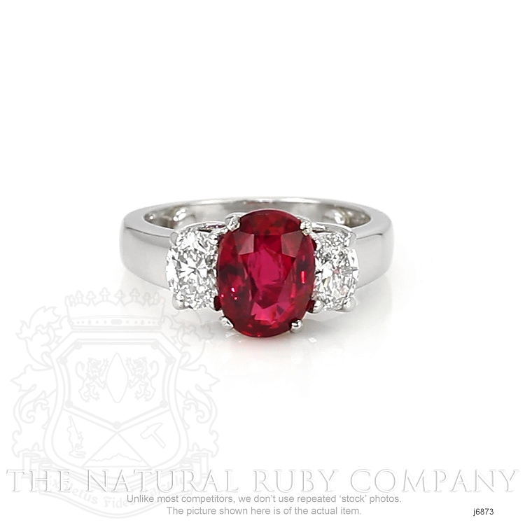 3.04ct Ruby Ring Image