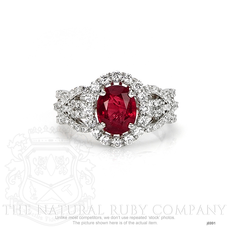 2.08ct Ruby Ring Image