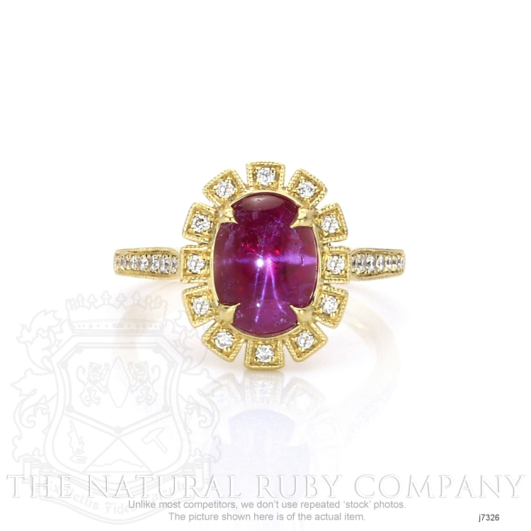 2.16ct Ruby Ring Image