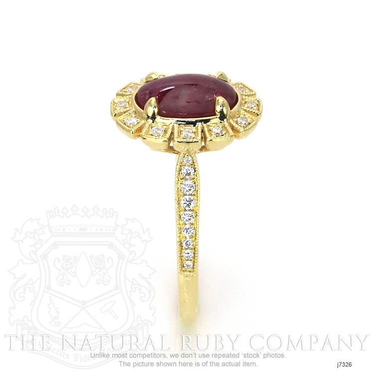2.16ct Ruby Ring Image 3