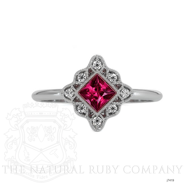 0.16ct Ruby Ring Image
