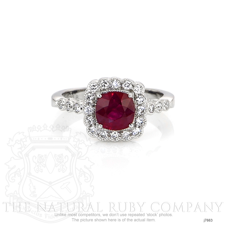 1.18ct Ruby Ring Image