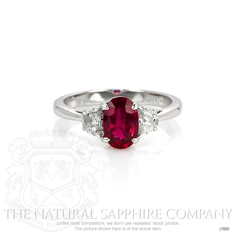 1.52ct Ruby Ring Image
