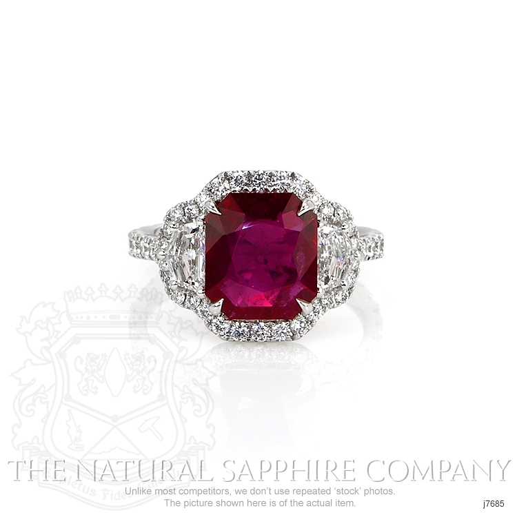 2.92ct Ruby Ring Image
